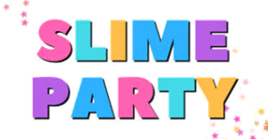 Slime party in Riverside County, San Bernardino County, Inland Empire California